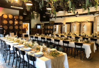 Urban Winery Sydney Wedding Venue, Function Room