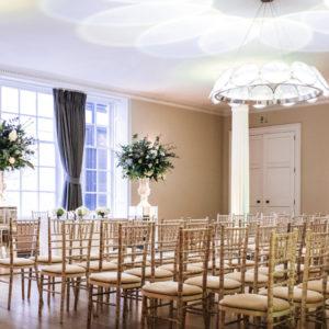 RSA House Wedding Venue, The Benjamin Franklin Room