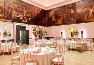 RSA House Wedding Venue, The Great Room