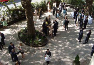 One Marylebone Summer Party, Private Garden