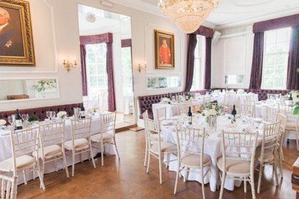 Belair House Wedding Venue, The Grand Hall