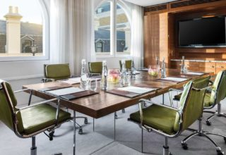 The Langham Hotel Corporate Events, The Soho Room
