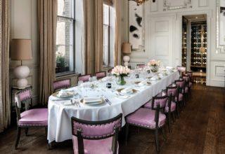 The Langham Hotel Wedding Venue, Postillion
