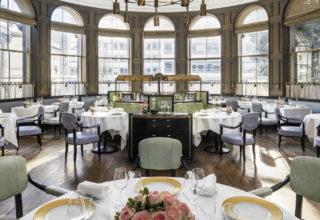 The Langham Hotel Wedding Venue, Roux at The Landau