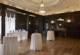 Dartmouth House Social Party, Churchill Room