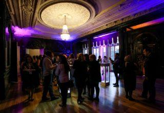 Dartmouth House Social Parties, The Churchill Room