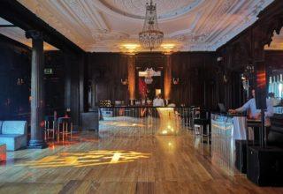 Dartmouth House Birthday Party, The Churchill Room