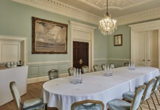 Dartmouth House Corporate Meetings, The Small Drawing Room