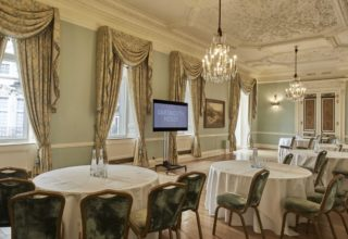 Dartmouth House Corporate Functions, The Long Drawing Room