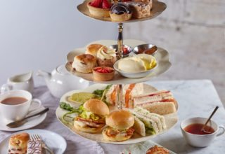 Afternoon Tea at Devonshire Terrace