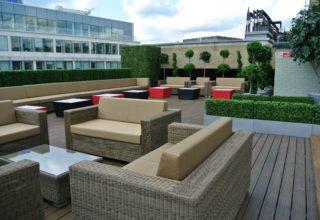 De Vere Grand Connaught Rooms Social Parties, Roof Top Terrace & Penthouse