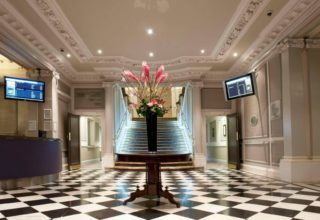 De Vere Grand Connaught Rooms Corporate Parties, Foyer