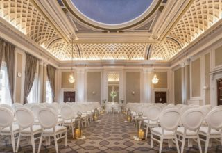 De Vere Grand Connaught Rooms Corporate Parties, Drawing Room