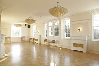 Belair House Corporate Parties, The Ballroom