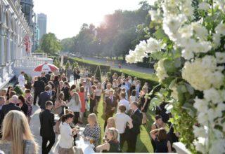 Mandarin Oriental Wedding Venue, Lawn
