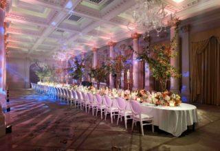 The Langham London Wedding Venue, Grand Ballroom