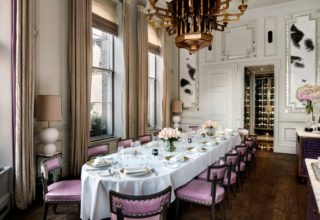 The Langham London Wedding Venue, Postillion