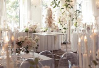 Dunbar House Watsons Bay Luxury Wedding Dining Room Photo by Emilio B Photography