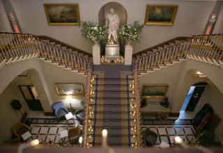 116 Pall Mall Wedding Venue, Staircase