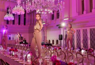 Corporate Event Fashion Show The Tea Room QVB Sydney
