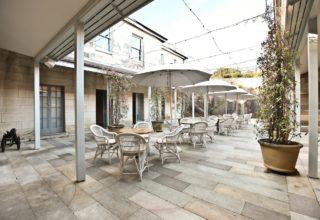 Sandstone Courtyard at Gunners Barracks Sydney Events