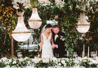 The Tea Room QVB Ballroom Wedding