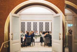 The Tea Room QVB Wedding Sydney, Photo by Ann Marie Yuen Photography 6