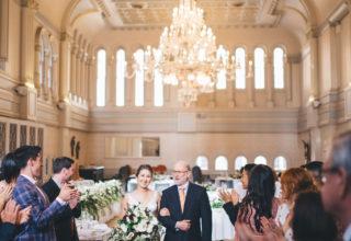 The Tea Room QVB Wedding Sydney, Photo by Ann Marie Yuen Photography 4