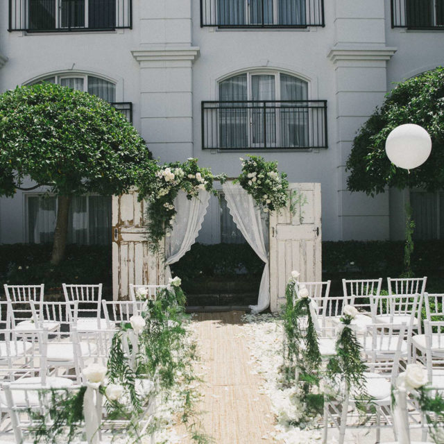 Weddings at InterContinental Sydney Double Bay