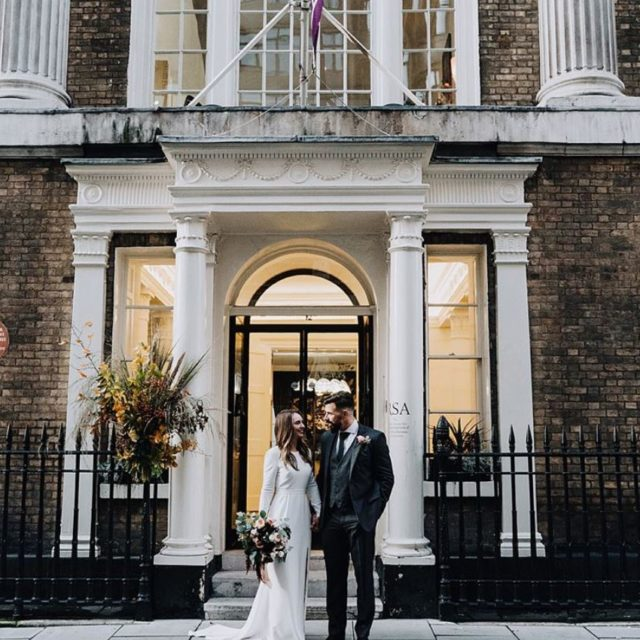 RSA House Wedding Venue, Outside, Photography by Rachel Takes Pictures