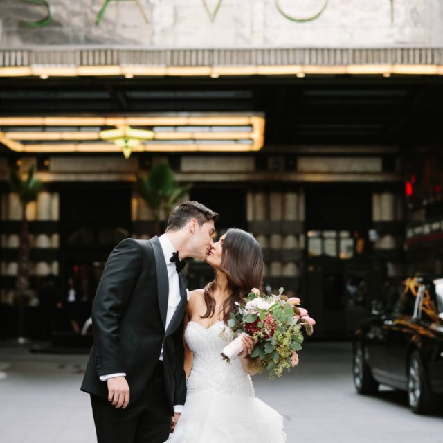 The Savoy Wedding Venue, Outside Entrance