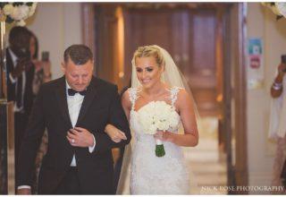 The Savoy Wedding Venue, Lancaster Ballroom, Photography by Nick Rose