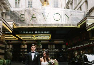 The Savoy Wedding Venue, Entrance