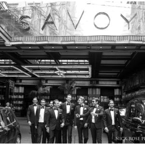 The Savoy Wedding Venue, Entrance Walkway