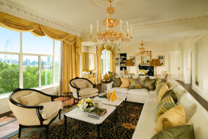 The Savoy Guest Suite