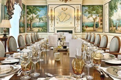 The Savoy Corporate Dinner, Gondolier Room