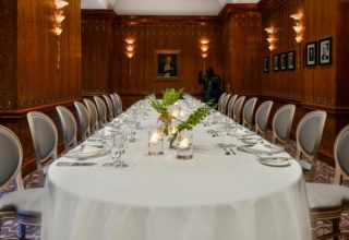 The Savoy Corporate Dining, Private Dining Room