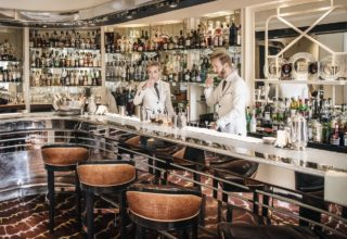 The Savoy Cocktail Making Class, Beaufort Bar