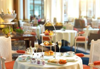 The Savoy Afternoon Tea, Thames Foyer