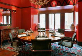 The Savoy Sorcerer Room