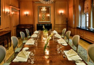 The Savoy Iolanthe Room
