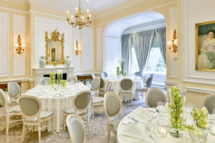 The Savoy London Private Dining Spaces