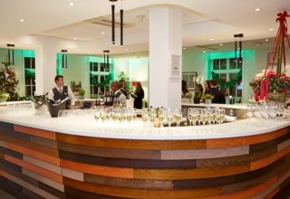 The Green House at No.11 Cavendish Square London