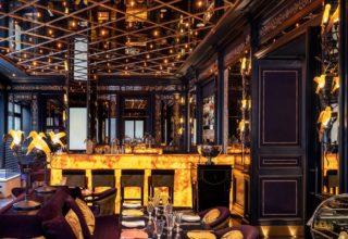 L'Oscar Private Dining, Restaurant