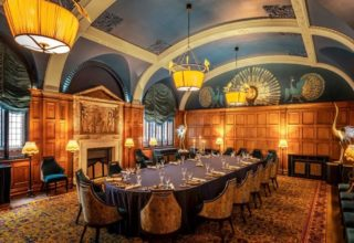 L'Oscar London Corporate Lunch, Comittee Room