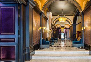 L'Oscar London Corporate Venue, Entrance