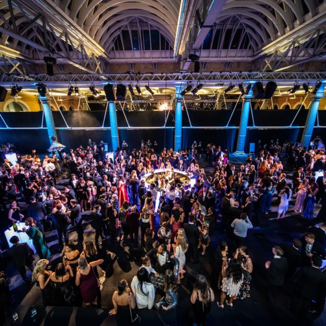 Old Billingsgate Corporate Party, Grand Hall