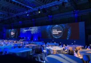 Old Billingsgate Corporate Conference, Grand Hall