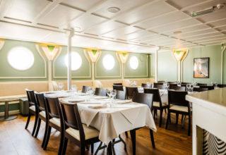 The Yacht London Event Venue Art Deco Cocktail Lounge