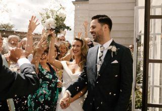 The Ned Wedding Venue, Roof Terrace, Photography by Jessica Williams